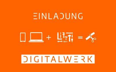 Eröffnung Digitalwerk