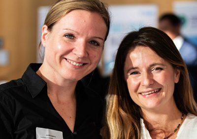 Judith Behm & Michaela Scheeg
