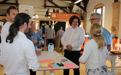 Design Thinking mit dem Hasso-Plattner-Institut