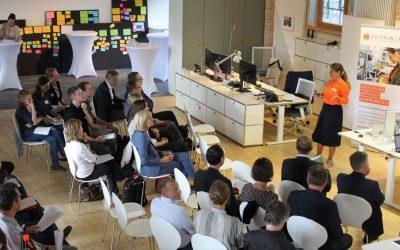 Heutiger Expertenworkshop zu Stadt der Zukunft
