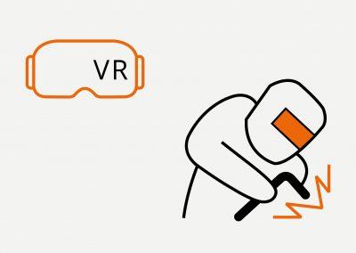 Virtual Reality (VR) – Schweißen lernen