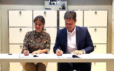 Kooperationsvereinbarung zwischen der IHK Potsdam und dem Digitalwerk