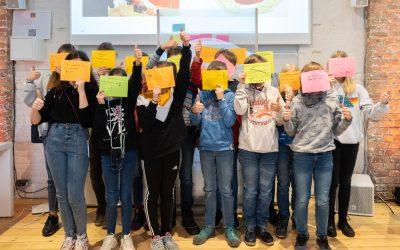 Der erste Schülerworkshop im Digitalwerk