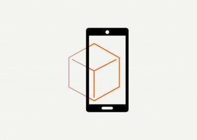Augmented Realität (AR) – zur Bauteilvisualisierung und Produktbeschreibung