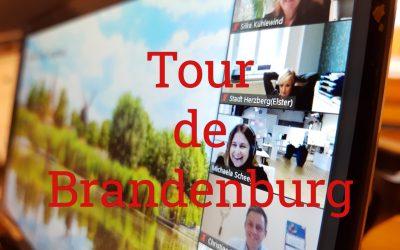 3. Tour de Brandenburg kommt nach Werder (Havel)