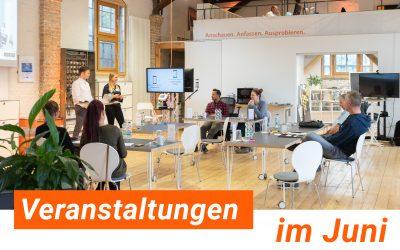 Ein vielfältiges Juni-Programm im Digitalwerk Werder