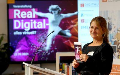 "Das war ""Real Digital – alles virtuell?"""